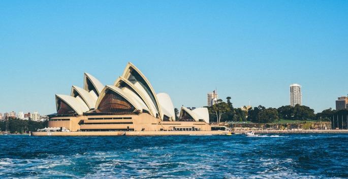 澳洲遊學-澳洲雪梨歌劇院